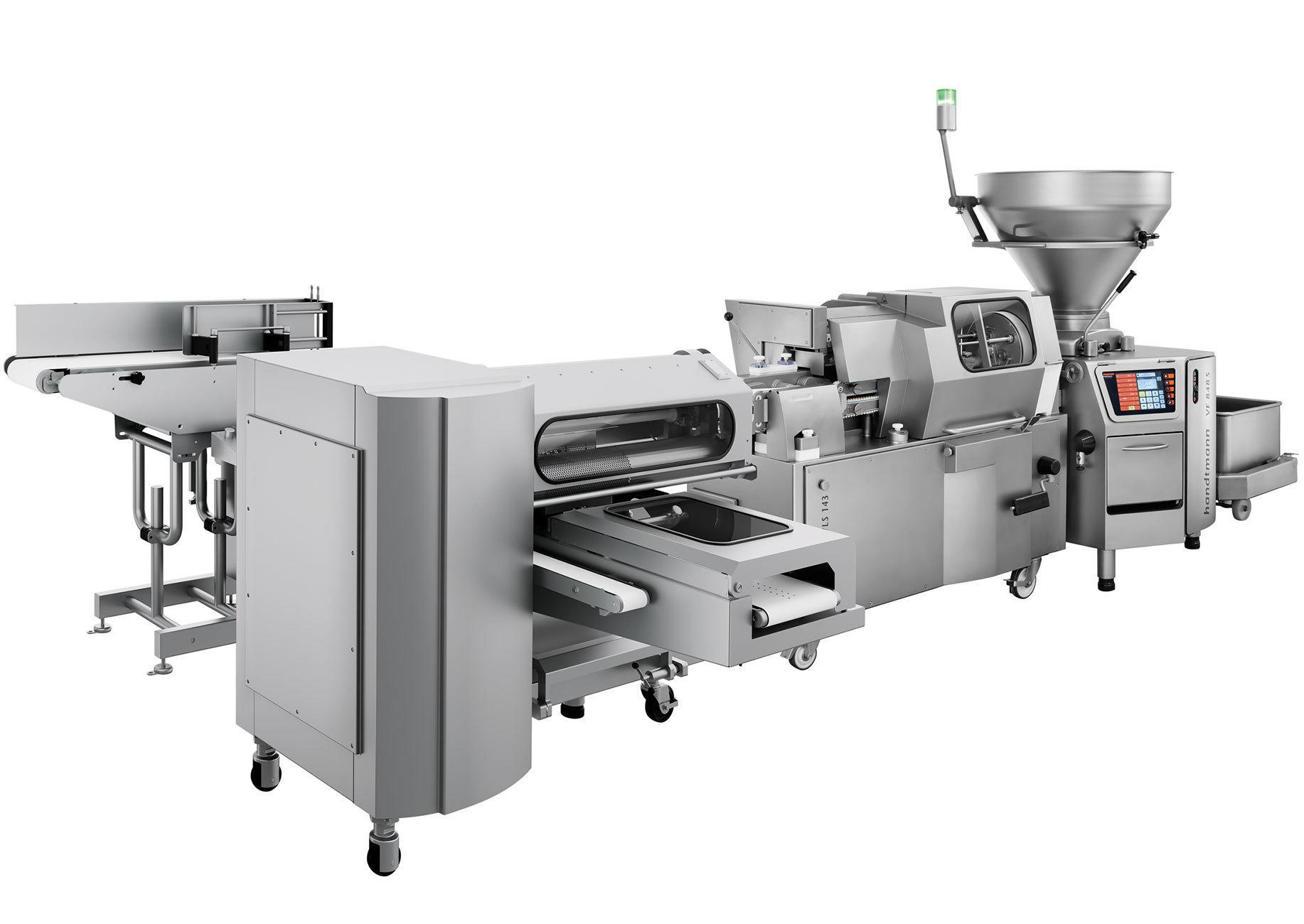 Fresh Sausage Automation