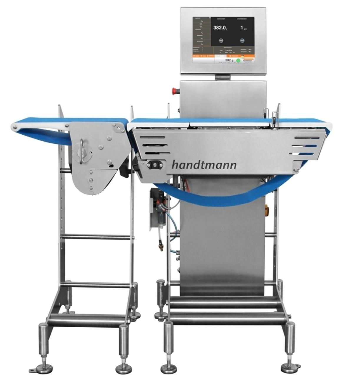 WS910 Weighing System