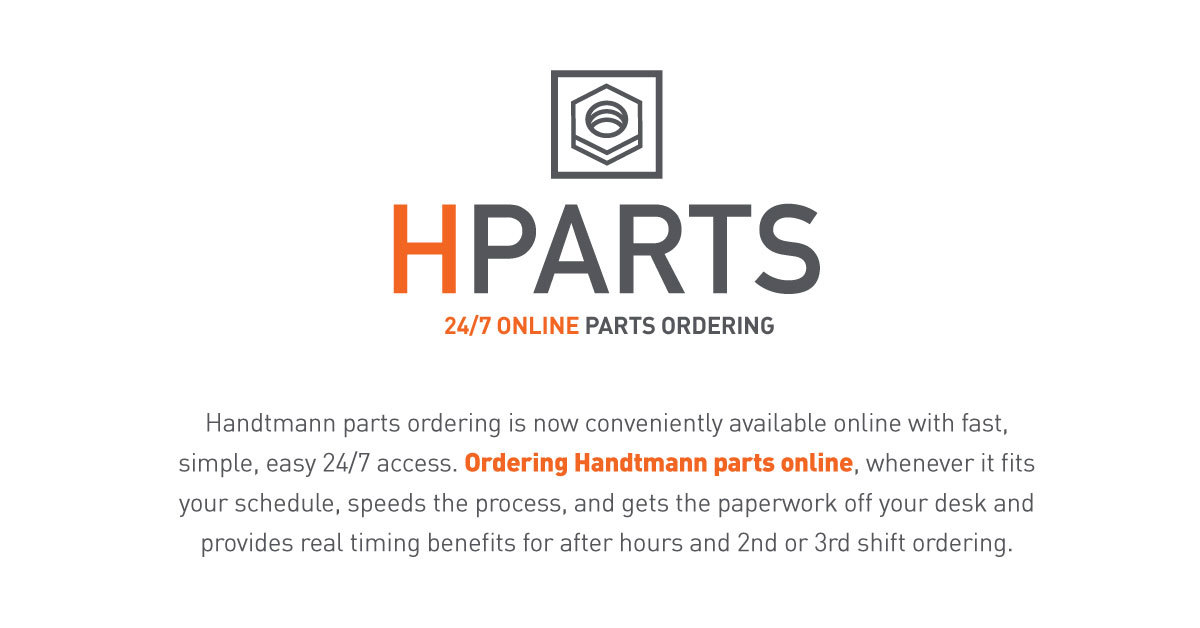 HParts - Now Available