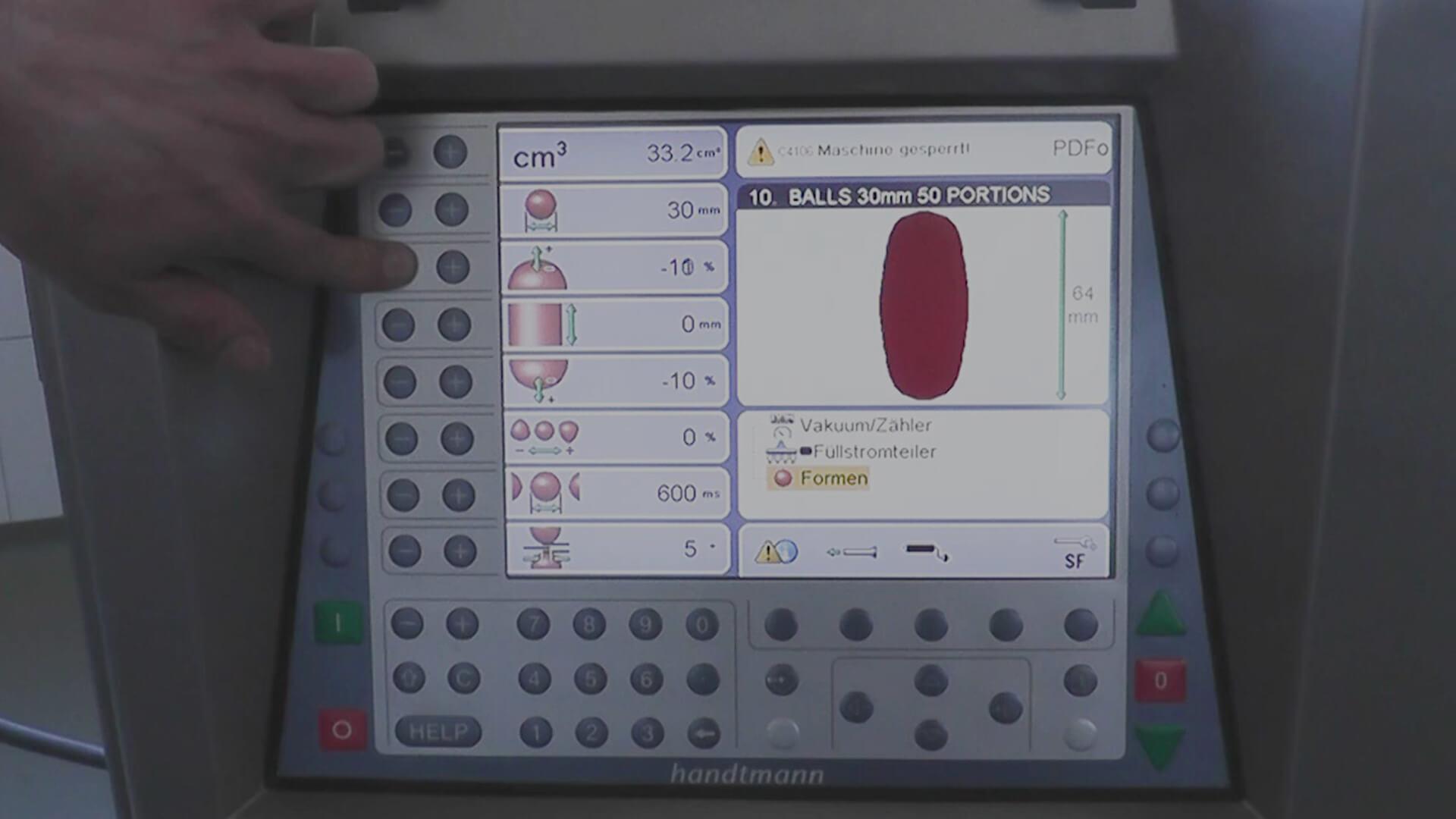 FS 520 Monitor