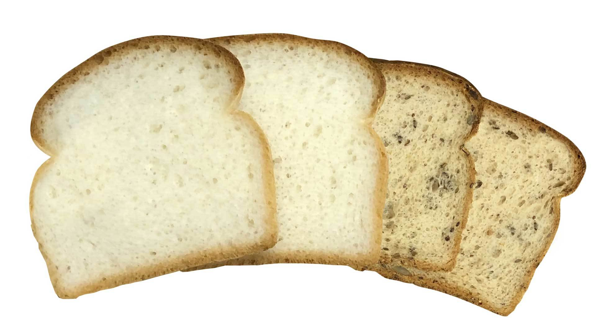 Rotary Cutoff for Loaf Bread