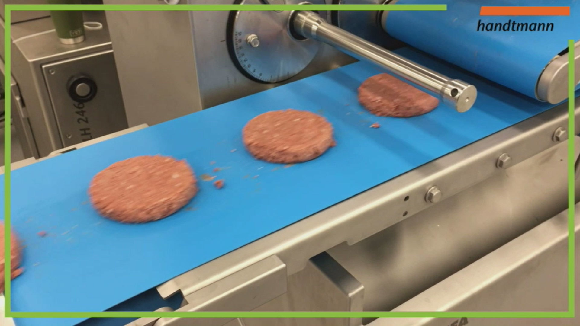 Ground Meat & Ground Protein Patty Former Solutions