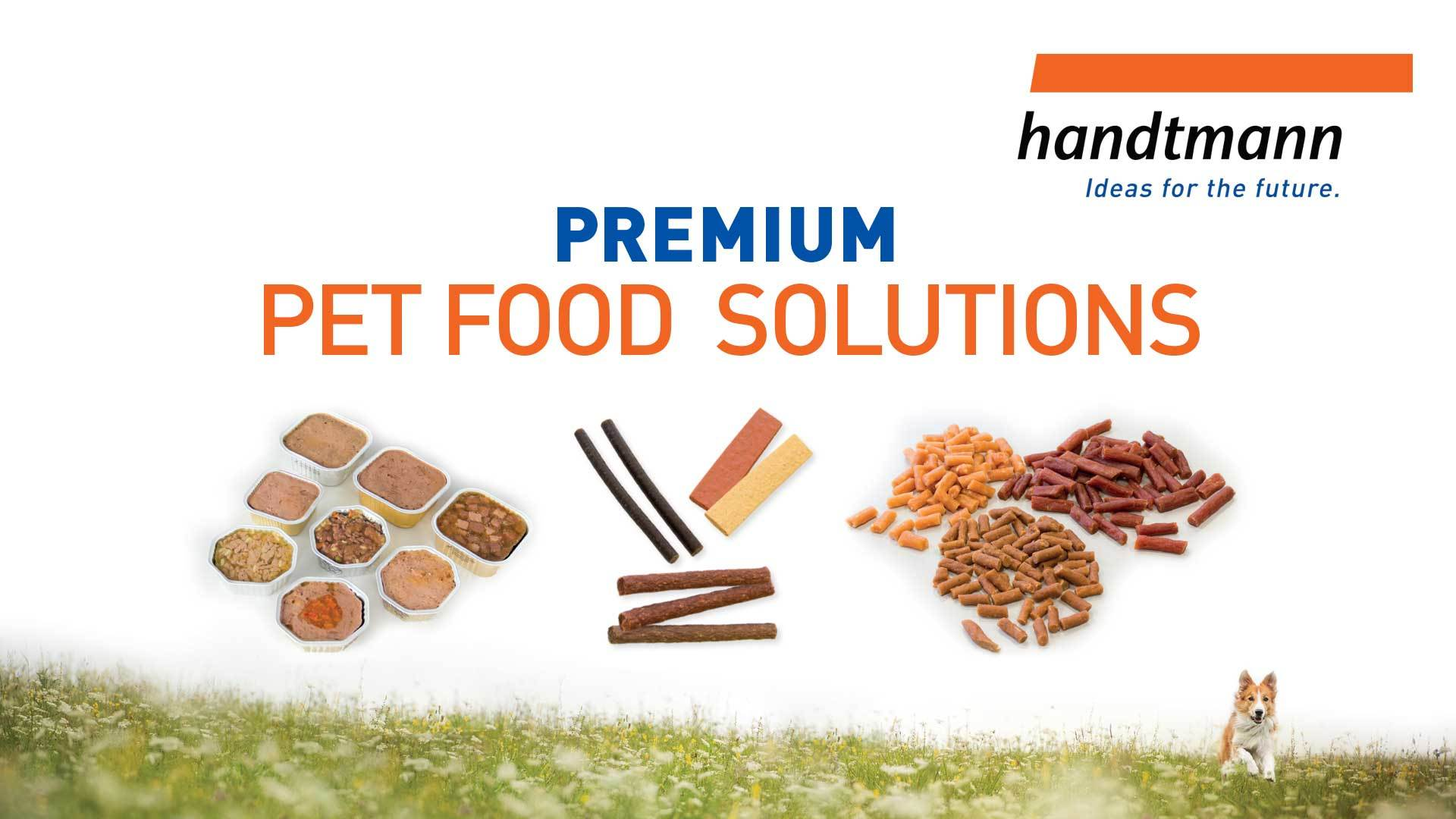 Handtmann's Pet Food Solutions