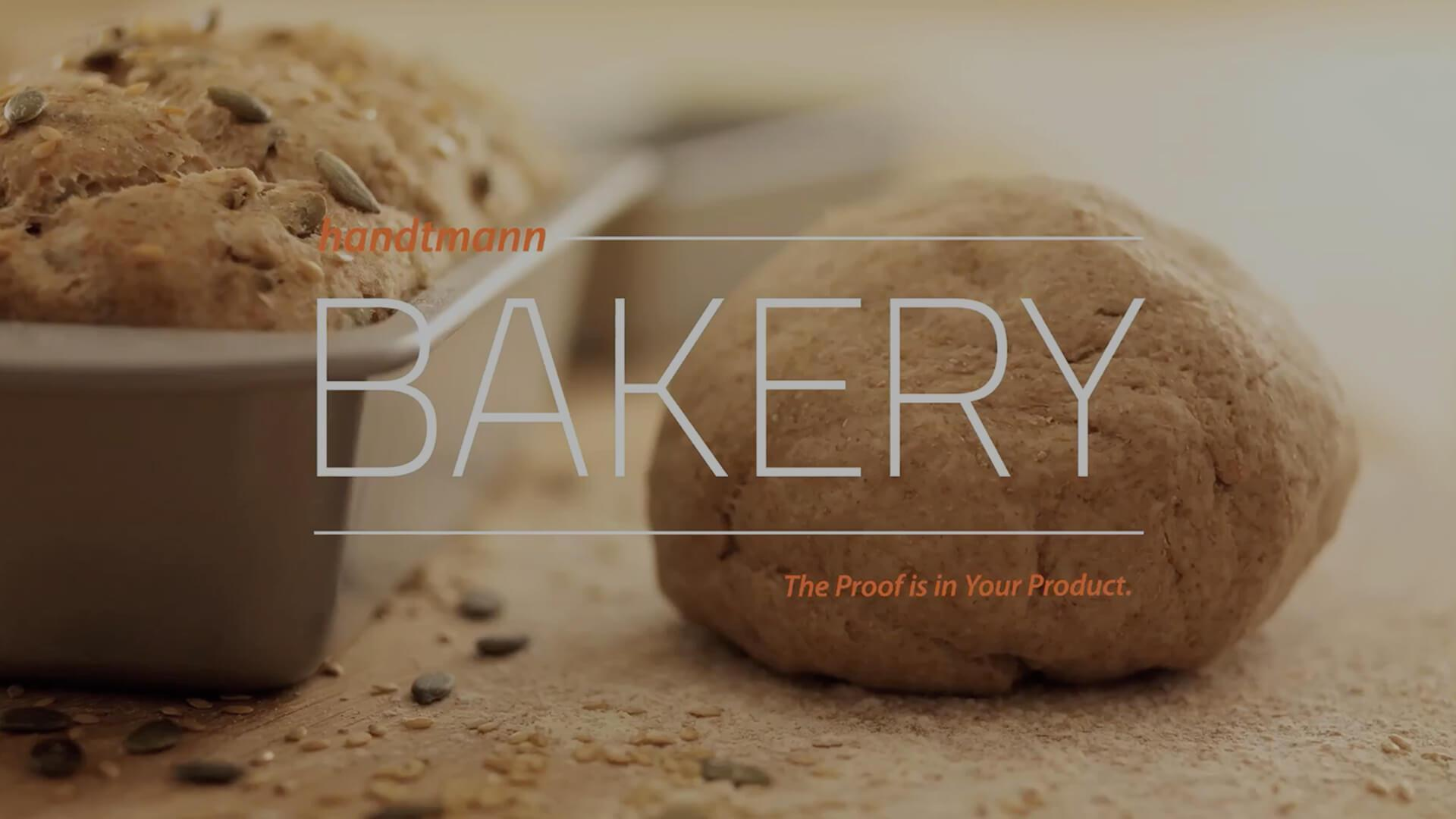 Handtmann Bakery Solutions Video